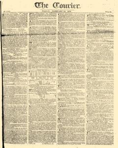 Courier, February 24, 1809, Page 1