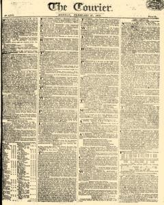 Courier, February 27, 1809, Page 1