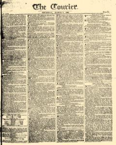 Courier, March 02, 1809, Page 1