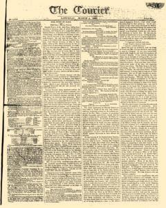 Courier, March 04, 1809, Page 1
