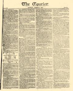 Courier, March 06, 1809, Page 1