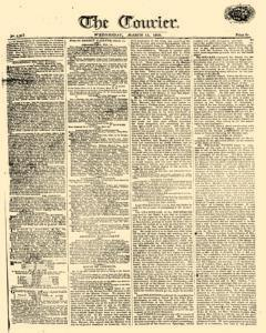 Courier, March 15, 1809, Page 1