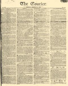 Courier, March 24, 1809, Page 1