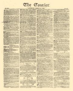 Courier, March 25, 1809, Page 1