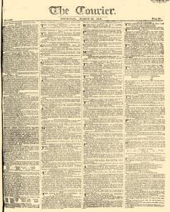 Courier, March 30, 1809, Page 1