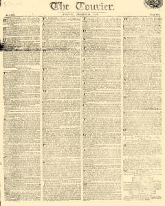 Courier, March 31, 1809, Page 1