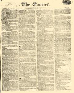 Courier, May 03, 1809, Page 1