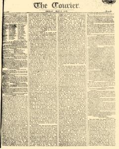 Courier, May 05, 1809, Page 1