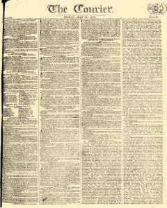 Courier, May 12, 1809, Page 1