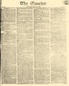 Courier, May 16, 1809, Page 1
