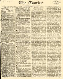 Courier, May 19, 1809, Page 1