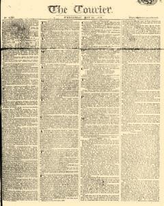 Courier, May 24, 1809, Page 1