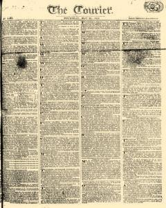 Courier, May 25, 1809, Page 1