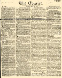 Courier, May 26, 1809, Page 1
