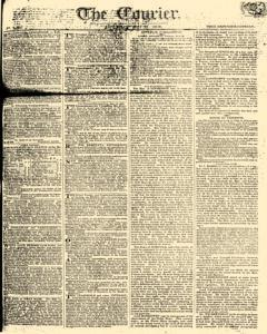 Courier, May 27, 1809, Page 1