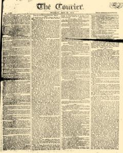 Courier, May 29, 1809, Page 1
