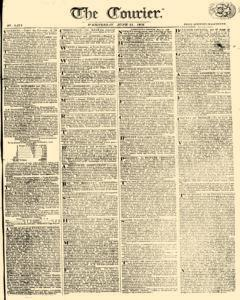Courier, June 21, 1809, Page 1