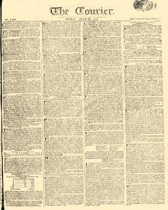 Courier, June 23, 1809, Page 1