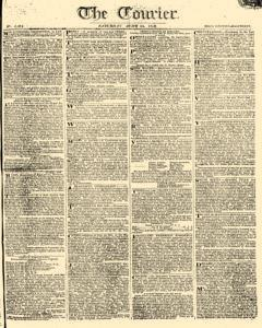Courier, June 24, 1809, Page 1