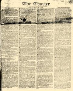 Courier, June 30, 1809, Page 1
