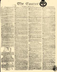 Courier, July 06, 1809, Page 1