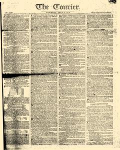 Courier, July 08, 1809, Page 1