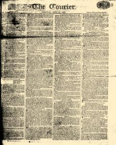 Courier, July 10, 1809, Page 1