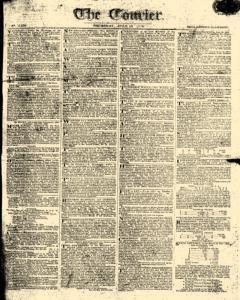 Courier, July 13, 1809, Page 1