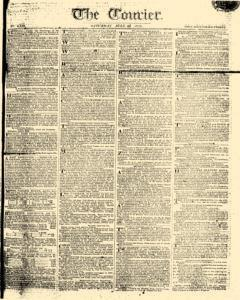 Courier, July 22, 1809, Page 1
