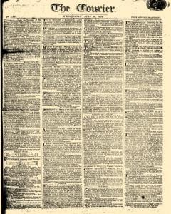 Courier, July 26, 1809, Page 1