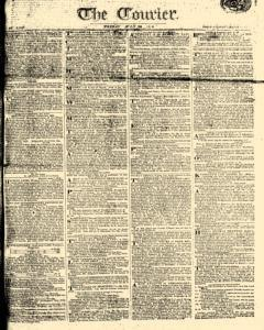 Courier, July 28, 1809, Page 1