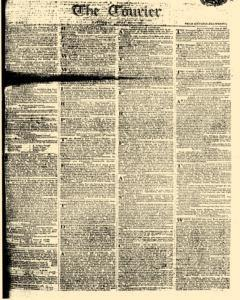 Courier, July 29, 1809, Page 1