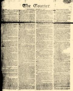 Courier, August 09, 1809, Page 1