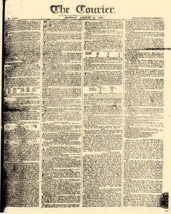 Courier, August 14, 1809, Page 1