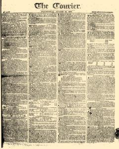 Courier, August 16, 1809, Page 1