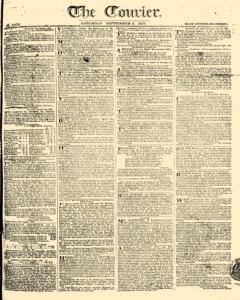 Courier, September 02, 1809, Page 1