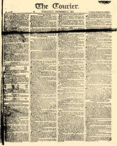Courier, September 06, 1809, Page 1