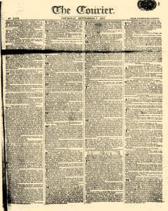Courier, September 07, 1809, Page 1