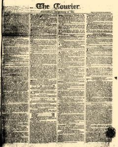 Courier, September 13, 1809, Page 1