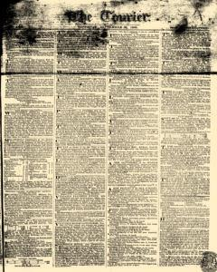Courier, September 30, 1809, Page 1