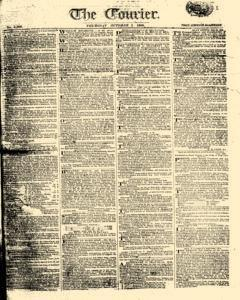 Courier, October 05, 1809, Page 1