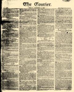 Courier, October 06, 1809, Page 1