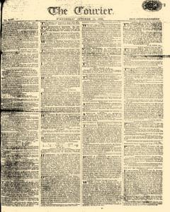 Courier, October 11, 1809, Page 1