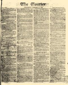 Courier, October 18, 1809, Page 1