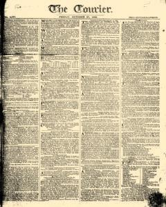 Courier, October 27, 1809, Page 1