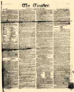 Courier, October 28, 1809, Page 1