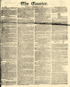 Courier, November 06, 1809, Page 1
