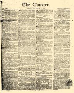 Courier, November 07, 1809, Page 1