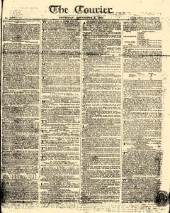 Courier, November 09, 1809, Page 1