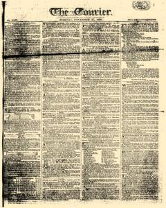 Courier, November 21, 1809, Page 1